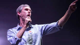 Beto O'Rourke Ended His Senate Campaign With An Emotional, F-Bomb Dropping Concession Speech