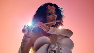 Björk Announces 'Cornucopia,' Her 'Most Elaborate Stage Concert Yet'