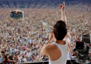 'Bohemian Rhapsody' Recreated Queen's Entire Live Aid Performance And It Will Be Released