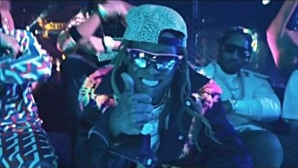 Lil Wayne And Future Guest Star In A Respectful 'Booty Check' Music Video On 'SNL'