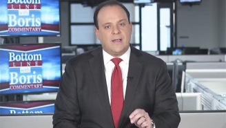 Sinclair Broadcasting Is Forcing Local TV Stations To Run A Segment Defending The Tear-Gassing Of Migrants