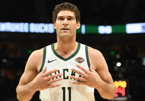 Mike Budenholzer Sees Brook Lopez As A Robert Horry Type Player For The Bucks