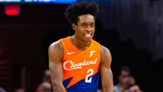 Collin Sexton's Progress Should Give The Cavaliers Hope For The Future