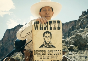 Here's Everything New On Netflix This Week, Including 'The Ballad Of Buster Scruggs' And 'Narcos: Mexico'