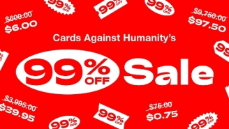 Cards Against Humanity's Latest Black Friday Prank Is A 99 Percent Off Sale