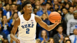 Knicks Evaluators Are Reportedly 'High' On Duke's Cam Reddish In The 2019 Draft