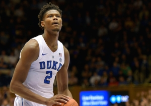 Duke's Cam Reddish Will Reportedly Have Surgery Before The NBA Draft