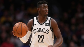 Caris LeVert Won't Need Surgery On His Dislocated Foot And Is Expected To Play Again This Season