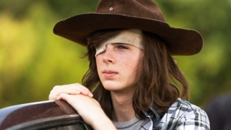 Chandler Riggs Admits 'I Sucked When It Mattered' On 'The Walking Dead'
