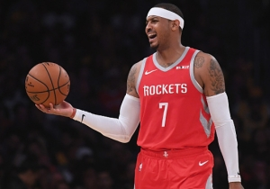 Carmelo Anthony Believes He Has 'A New Life About Me' As He's Looking For A Place To Play