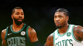 Marcus Morris And Marcus Smart Will Play A Major Role In Any Celtics Success This Season