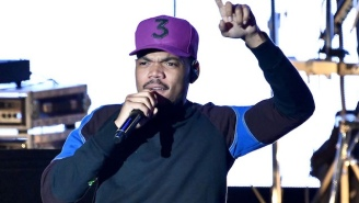Chance The Rapper Debuted Two Great New Songs On Beats 1 Radio In The Middle Of The Night