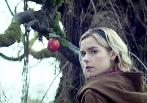 The 'Chilling Adventures Of Sabrina' Will Put A Witchy Spin On The Holidays In An Upcoming Special