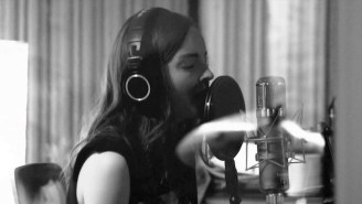 Chvrches' 'Hansa Session' EP Will Feature Acoustic And String Versions Of 'Love Is Dead' Songs