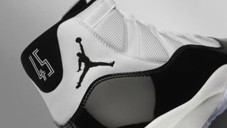 Jordan Is Re-Releasing The Classic Concord XI In December