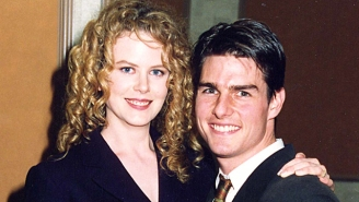 Nicole Kidman's Former Skydiving Feats With Tom Cruise Sound Absolutely Unbelievable
