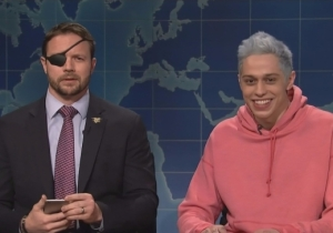 Texas Rep. Dan Crenshaw Reached Out To Pete Davidson Out Of Concern For His Mental Health