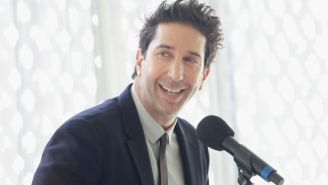 David Schwimmer Was Thanked By Police For Helping Catch His Lookalike Thief