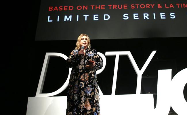 Showrunner Alexandra Cunningham