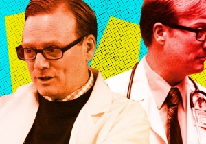 A Brief History Of Andy Daly Playing A Doctor On Your Favorite Comedies