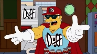 Duff Beer From 'The Simpsons' Is Coming To An LA Popup Brewery