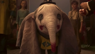 The 'Dumbo' Trailer Shows Tim Burton Reimagining A Disney Classic