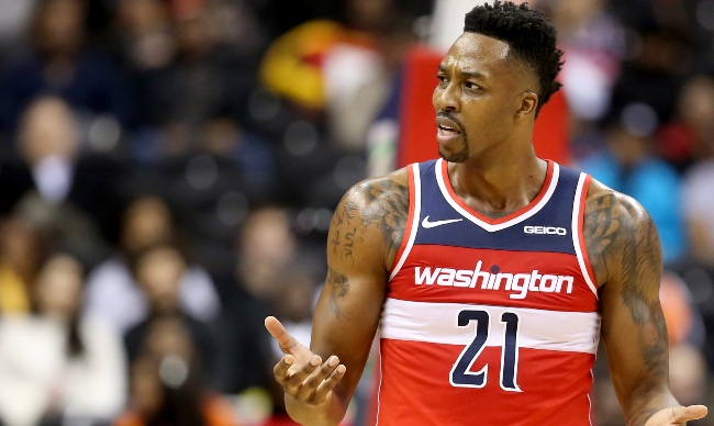 The Lakers Will Reportedly Workout Dwight Howard, Joakim Noah, And Mo Speights