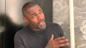 Idris Elba Uses His Platform As 'Sexiest Man Alive' To Get People To Vote