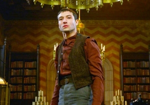 Ezra Miller Tries To Explain The 'Crimes Of Grindewald' Twist, And Only Makes It More Confusing