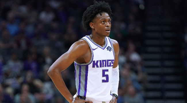 De'Aaron Fox Picked The Redeem Team As His Favorite USA Basketball Squad
