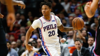 Markelle Fultz Moved His Rehab To Orlando To Be With The Team, But Has No Timetable For A Return