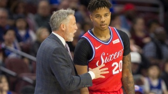 Markelle Fultz Will Return To The Sixers To Keep Rehabbing, But There's Still No Word On When He'll Play