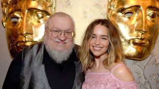 George R.R. Martin Says He's 'Struggling' With 'The Winds Of Winter'