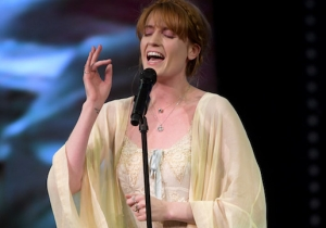 Florence Welch Discussed Her Battle With Addiction And An Eating Disorder