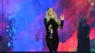 Legendary Singer Mariah Carey Wants Fans To Know She Writes Her Own Music