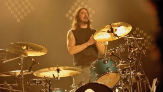 There's Still One Last Rock Band Out There That Dave Grohl Would Really Love To Play Drums With