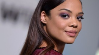 Whatever You Do, Don't You Dare Insult The Drago Family In Front Of Tessa Thompson