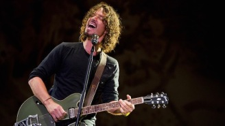 Chris Cornell's Family Filed A Lawsuit Against The Late Singer's Doctor For Medical Malpractice