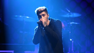 Zayn's New Album Reportedly Has A Release Date And Title