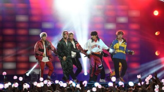 BTS And Juice Wrld Team Up For The Final 'BTS World' Soundtrack Single, 'All Night'