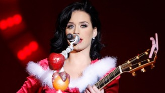 Katy Perry's 'Cozy Little Christmas' Is A Cheery Holiday Classic