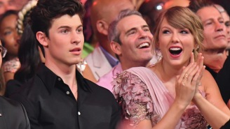 Shawn Mendes Got A Text From Taylor Swift That Made Him Wake Up In A Cold Sweat