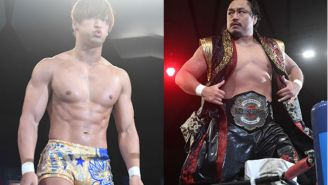 Kota Ibushi Will Face Hirooki Goto For The NEVER Openweight Championship, But Not At Wrestle Kingdom 13