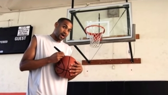 Grant Hill Didn't Even Know Who Nickelback Were When He Appeared In The 'Rockstar' Music Video