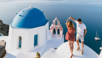 The Duo From 'Our Travel Passport' Shares Their Favorite Greek Islands