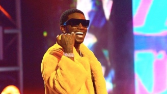 Gucci Mane Says Eminem Is Definitely Not In The 'King Of Rap' Conversation