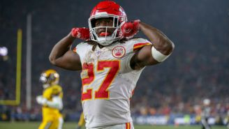 The Chiefs Released Kareem Hunt After Video Of His Assault Of A Woman Was Made Public