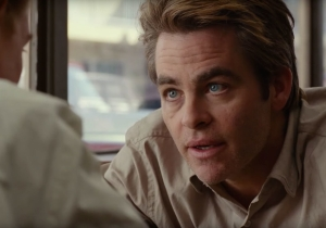 Chris Pine Grows Increasingly Paranoid While Attempting To Solve A Murder In The 'I Am The Night' Trailer