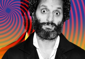 Jason Mantzoukas On 'The Long Dumb Road,' His Mysterious Role In 'John Wick 3,' And The Joy Of Voicing Jay From 'Big Mouth'