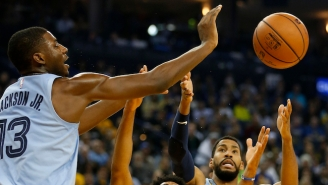 Jaren Jackson Jr. Uses 'NBA 2K19' To Work On Timing His Blocked Shots